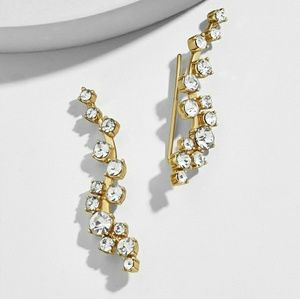 Beautiful Baublebar Farah Ear Crawlers